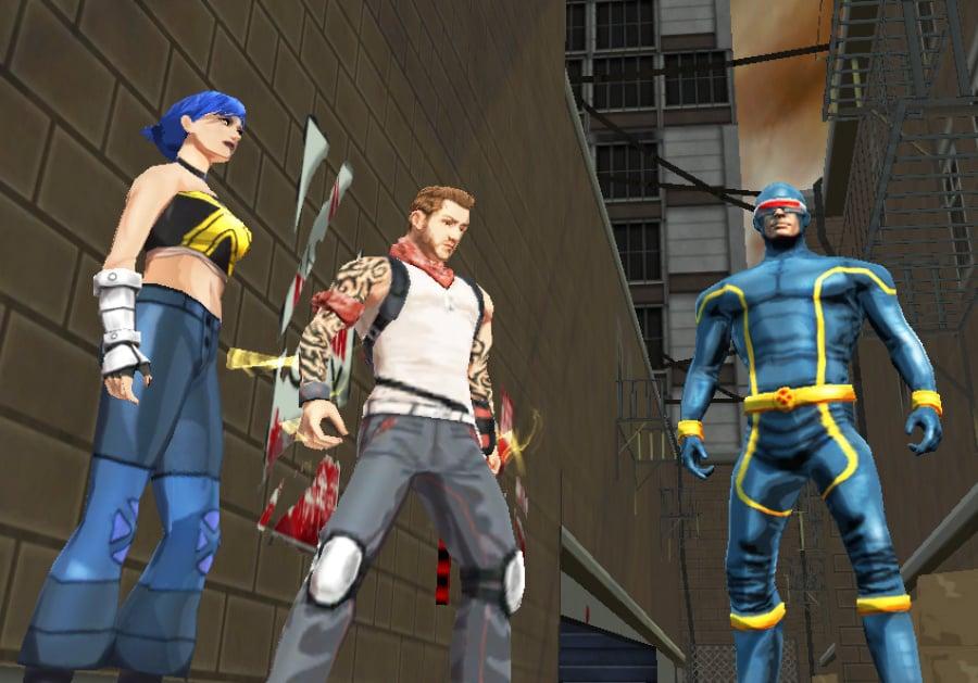 X-Men: Destiny Review - Screenshot 3 of 4