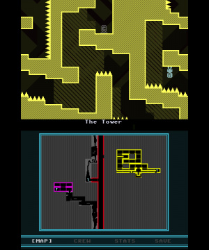 VVVVVV Review - Screenshot 4 of 4