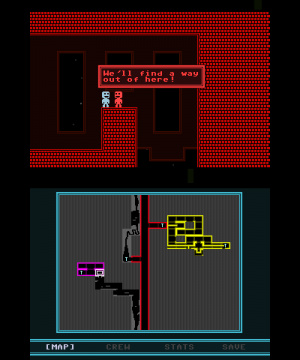 VVVVVV Review - Screenshot 1 of 4