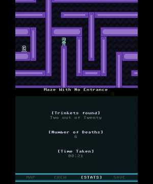 VVVVVV Review - Screenshot 2 of 4