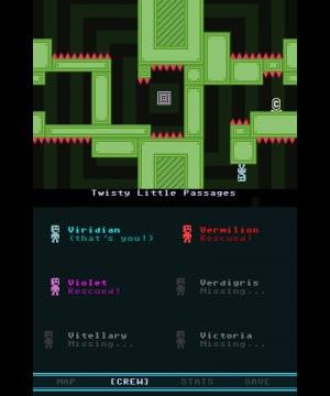 VVVVVV Review - Screenshot 3 of 4