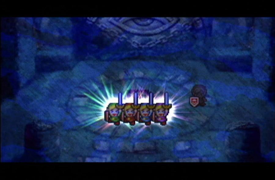 The Legend of Zelda: Four Swords Adventures Screenshot