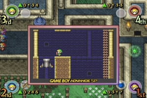 The Legend of Zelda: Four Swords Adventures Screenshot