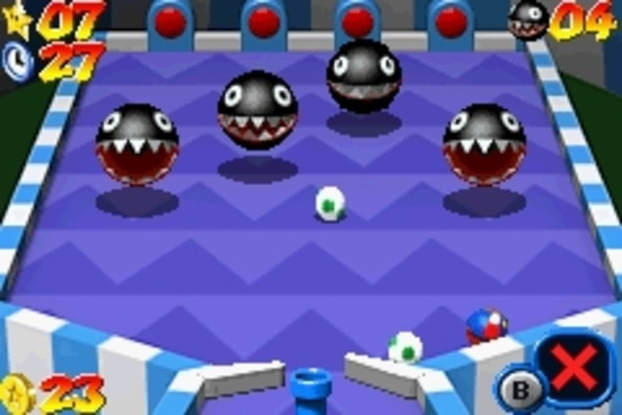 Super Mario Ball Screenshot