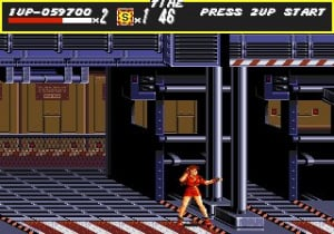 Streets of Rage Review - Screenshot 2 of 2