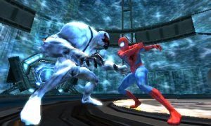 Spider-Man: Edge of Time Review - Screenshot 4 of 4