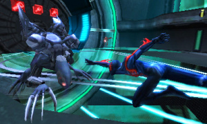 Spider-Man: Edge of Time Review - Screenshot 2 of 4