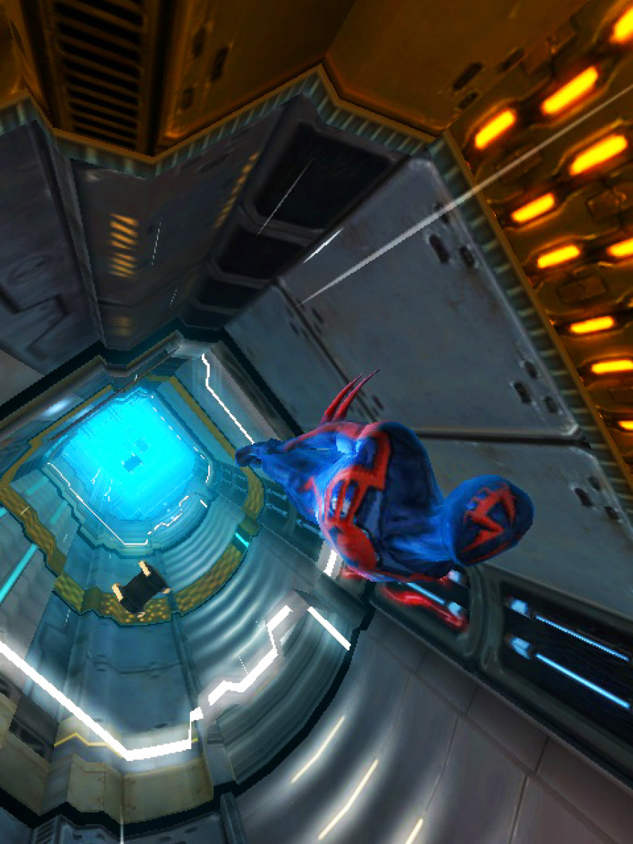 Spider-Man: Edge of Time Review - Screenshot 2 of 3