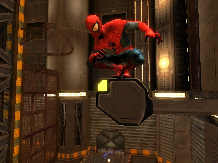 Spider-Man: Edge of Time Review - Screenshot 1 of 3