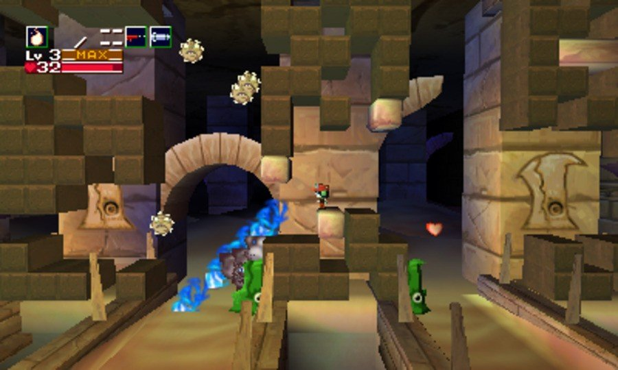 Cave Story 3D Screenshot