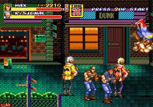 Streets of Rage 2 Review - Screenshot 1 of 2