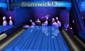 Brunswick Pro Bowling Review - Screenshot 2 of 3