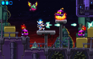 Mighty Switch Force! Review - Screenshot 3 of 4