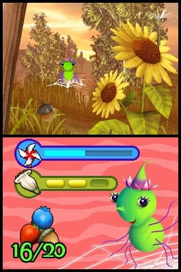 Miss Spider - Harvest Time Hop and Fly Screenshot