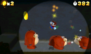Super Mario 3D Land Review - Screenshot 5 of 5