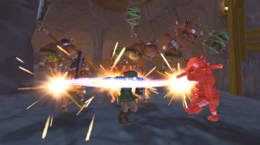 The Legend of Zelda: Skyward Sword Review - Screenshot 1 of 5