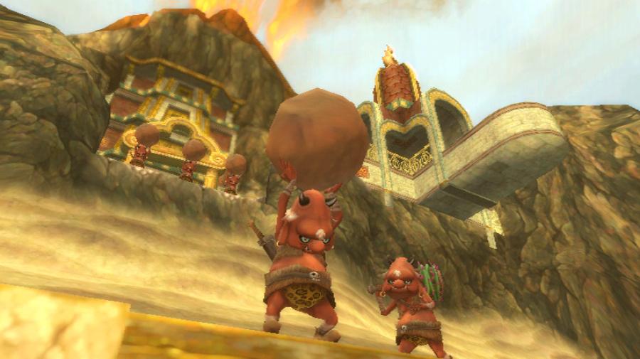 The Legend of Zelda: Skyward Sword Review - Screenshot 4 of 5