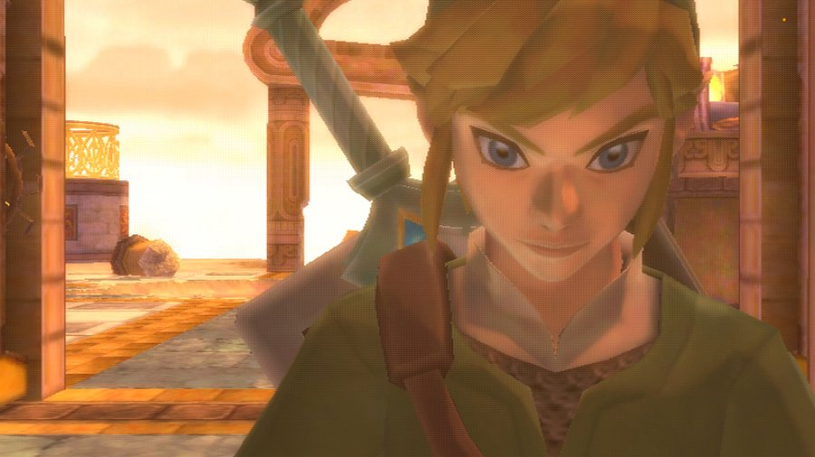 The Legend of Zelda: Skyward Sword Review - Screenshot 3 of 5