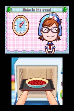 Cooking Mama 4 Kitchen Magic 3ds News Reviews Trailer Screenshots