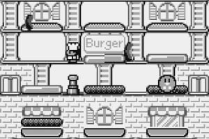 BurgerTime Deluxe Screenshot