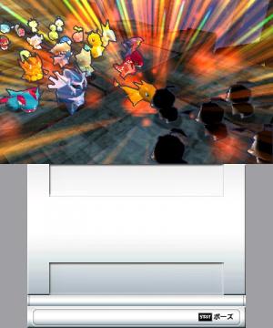 Pokémon Rumble Blast Review - Screenshot 3 of 5