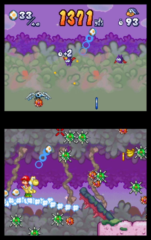 Yoshi Touch & Go Screenshot