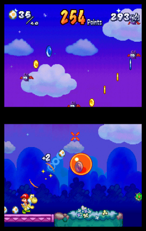 Yoshi Touch & Go Review - Screenshot 2 of 3