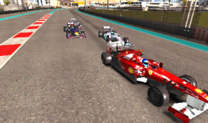 F1 2011 Review - Screenshot 3 of 4