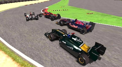 F1 2011 Screenshot