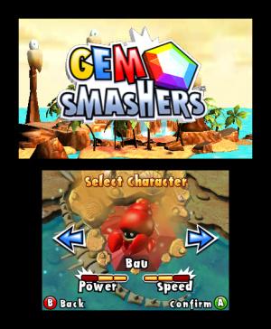 Gem Smashers Review - Screenshot 1 of 3