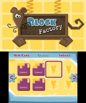 Block Factory Review - Screenshot 2 of 4
