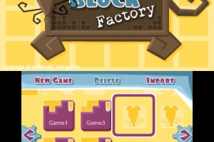 Block Factory Screenshot