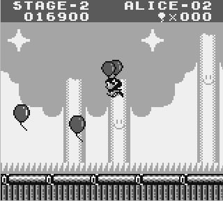Balloon Kid Screenshot