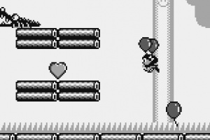 Balloon Kid Screenshot