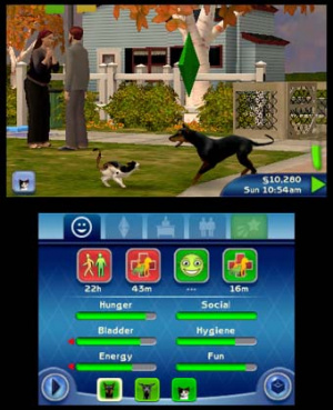 The Sims 3 Pets Review - Screenshot 2 of 6