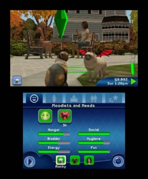 The Sims 3 Pets Review - Screenshot 3 of 5