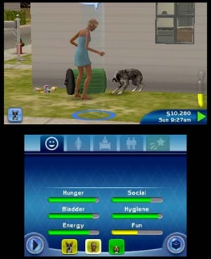 The Sims 3 Pets Review - Screenshot 3 of 6