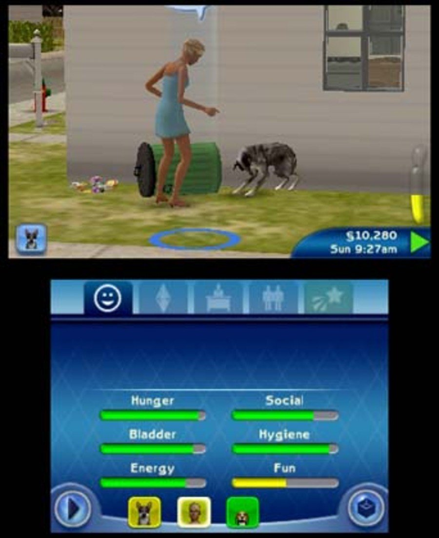 The Sims 3 Pets Screenshot