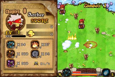 Come On! Heroes Screenshot