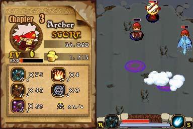 Come On! Heroes Screenshot