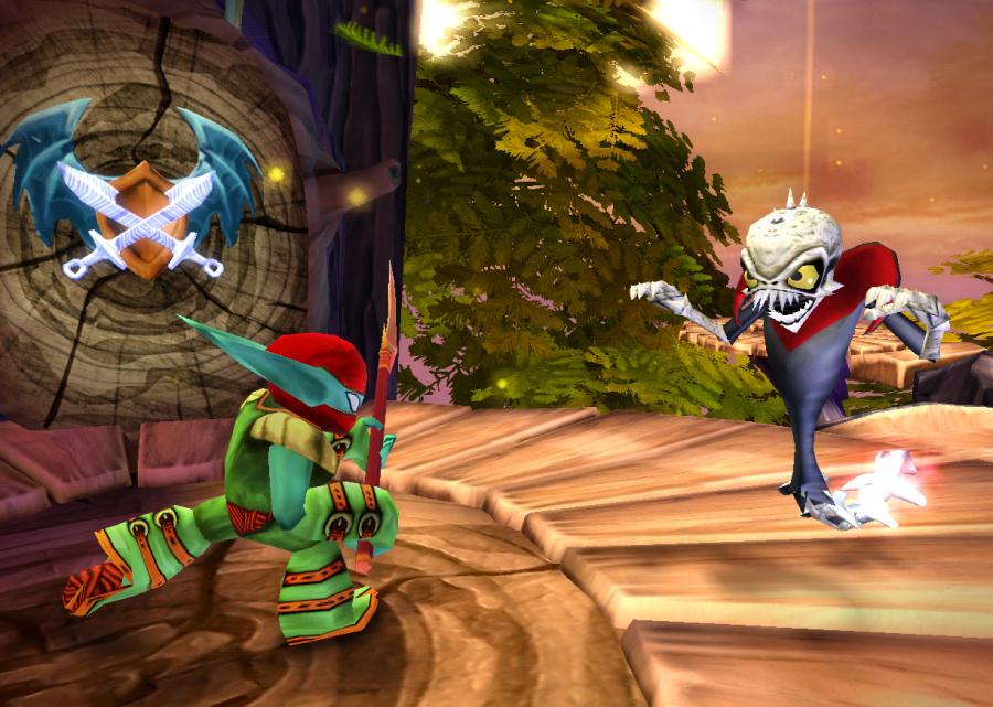Skylanders: Spyro's Adventure Review - Screenshot 1 of 3