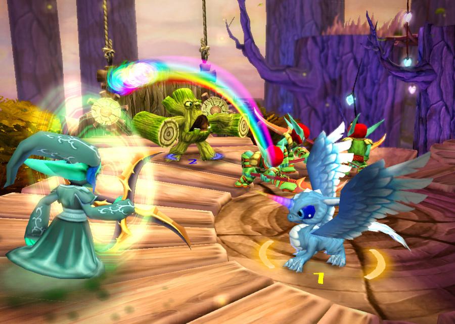 Skylanders: Spyro's Adventure Review - Screenshot 1 of 4