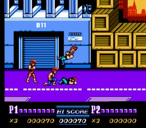 Double Dragon II: The Revenge Review - Screenshot 2 of 2