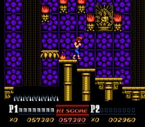 Double Dragon II: The Revenge Review - Screenshot 1 of 2