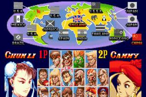 Super Street Fighter II Screenshot