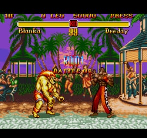 Super Street Fighter II Review - Screenshot 2 of 3