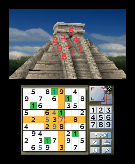 Nikoli's Pencil Puzzle Screenshot