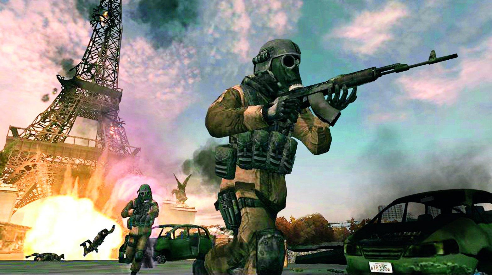 Call Of Duty Modern Warfare 3 Review Wii Nintendo Life