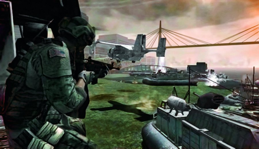 Call of Duty: Modern Warfare 3 Review - Screenshot 3 of 4