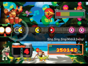 Donkey Konga Review - Screenshot 5 of 5